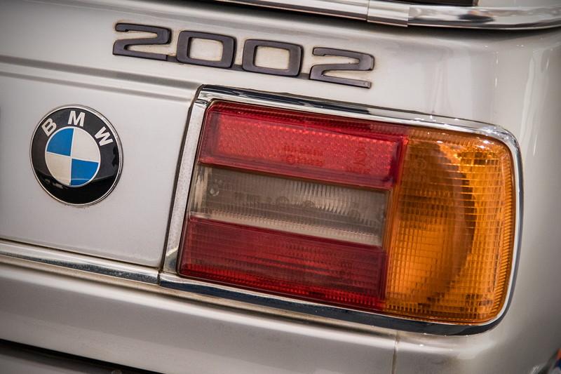 BMW 2002 turbo, Typ-Bezeichnung auf der Heckklappe