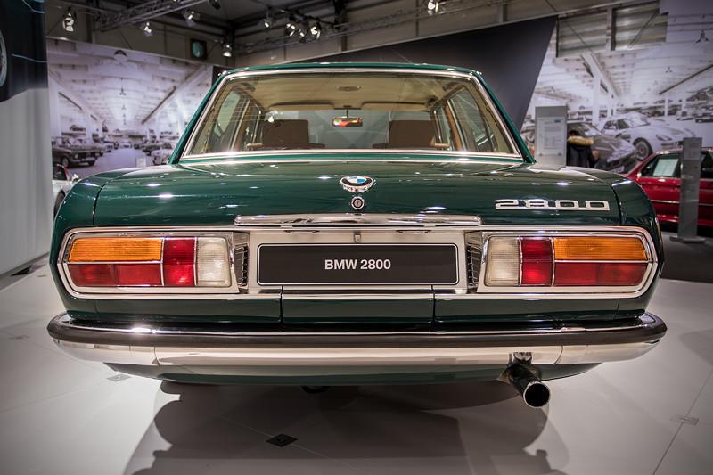 BMW 2800 (E3), ehemaliger Neupreis: 17.250 DM