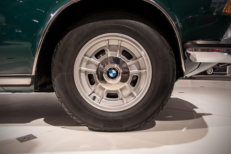 BMW 2800 (E3), Rad