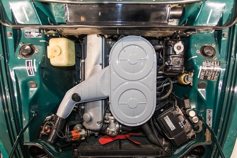 BMW 2800 (E3), 6-Zylinder-Reihenmotor, 170 PS