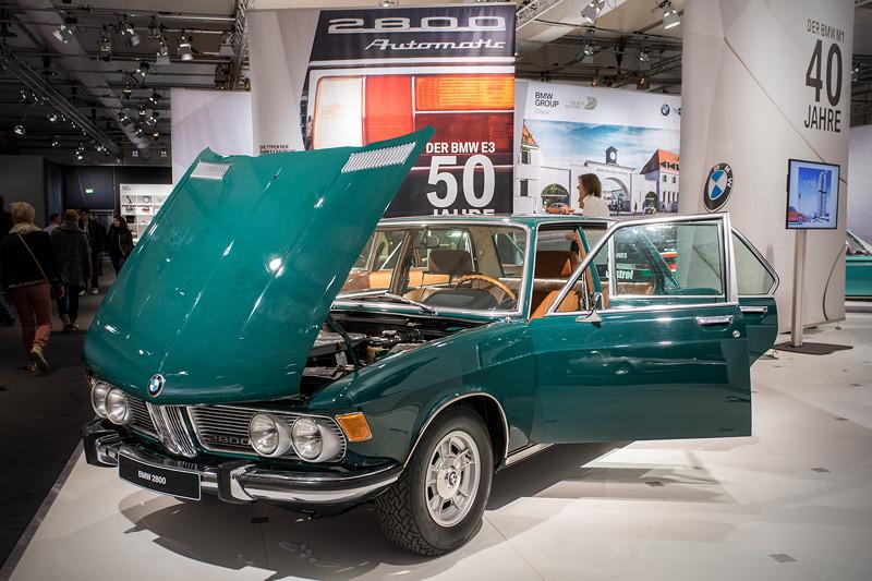 BMW 2800 (E3), ausgestellt vom BMW E3 Limousinen Club