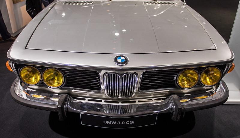 BMW 3.0 CSi (E9), Front