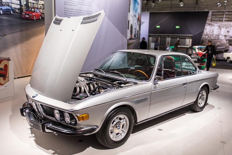 BMW 3.0 CSi (E9), Baujahr 1973, Neupreis: 29.440 DM