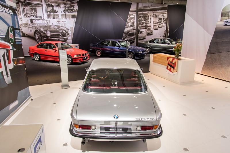 BMW 3.0 CSi (E9), 8.144 Einheiten wurden insgesamt produziert.
