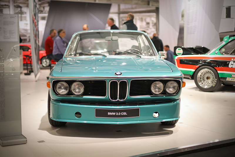 BMW 3.0 CSL (E9), Baujahr: 1973, Neupreis: 31.245 DM