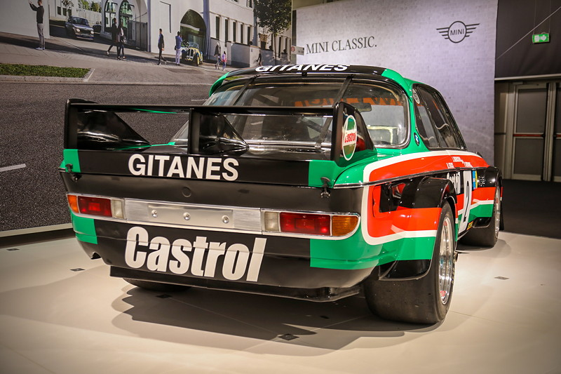 BMW 3.0 CSL Rennsportcoupé, Baujahr: 1976