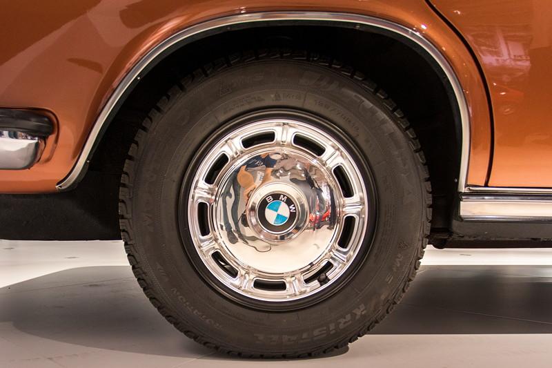 BMW 3.0 L (E3), Rad
