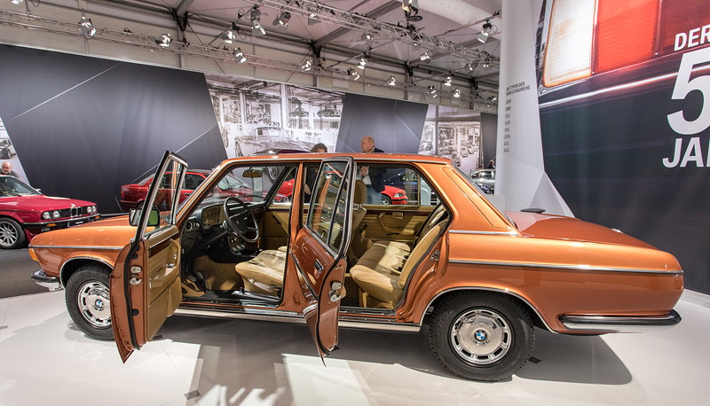BMW 3.0 L (E3), ehemaliger Grundpreis: 28.920 DM