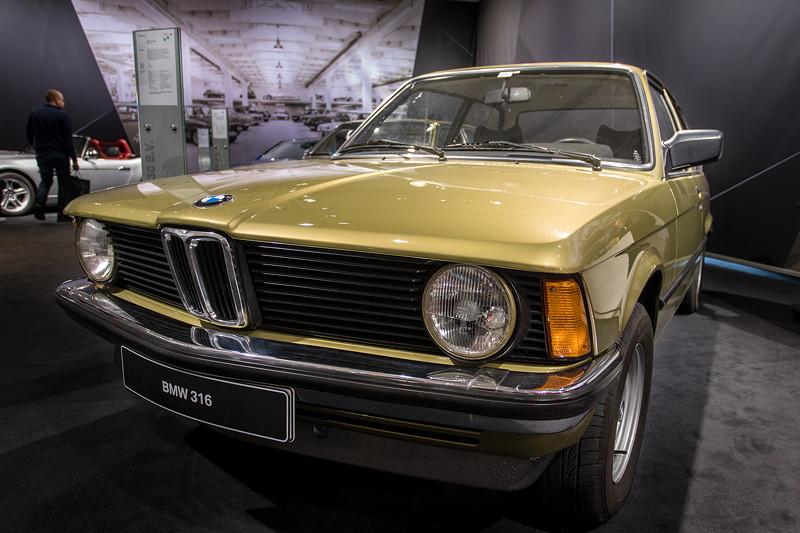 BMW 316 (E21), Baujahr: 1980; 341.354 gebaute Einheiten