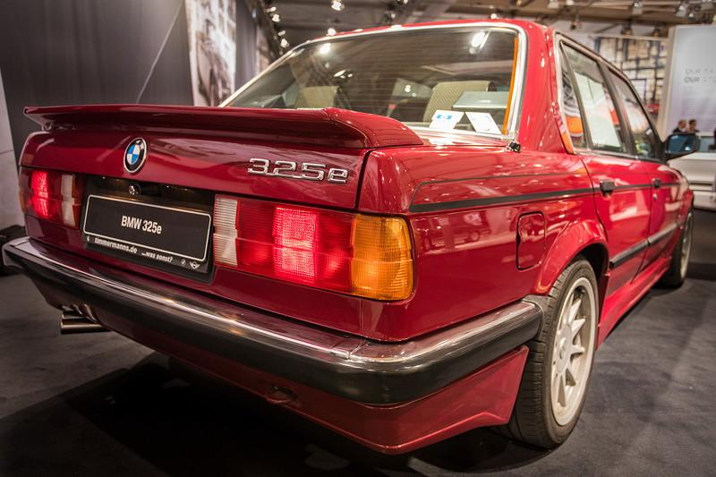 BMW 325e (E30), Baujahr: 1985, 189.287 Einheiten wurden produziert