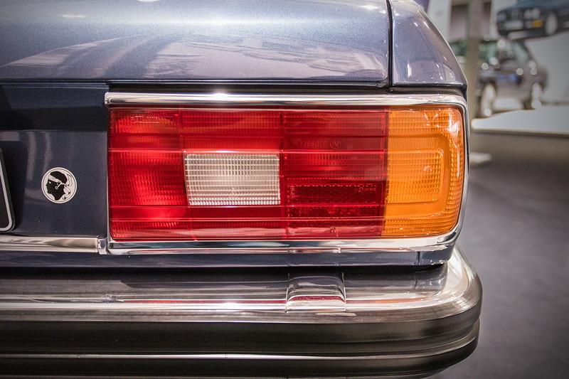 BMW 528i (E12), Rücklicht
