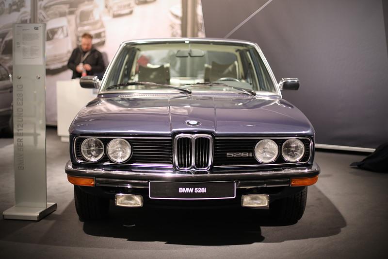 BMW 528i (E12), Baujahr: 1981, 65.736 Einheiten wurden produziert