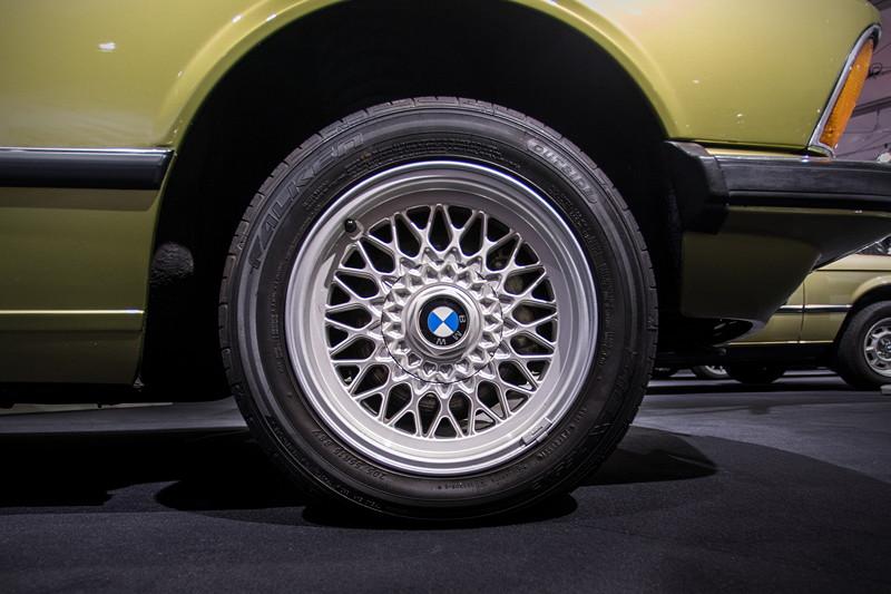 BMW 730 (E23), Rad