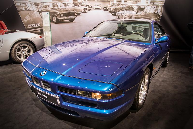 BMW 840Ci (E31), Baujahr: 1999, 7.803 produzierte Einheiten