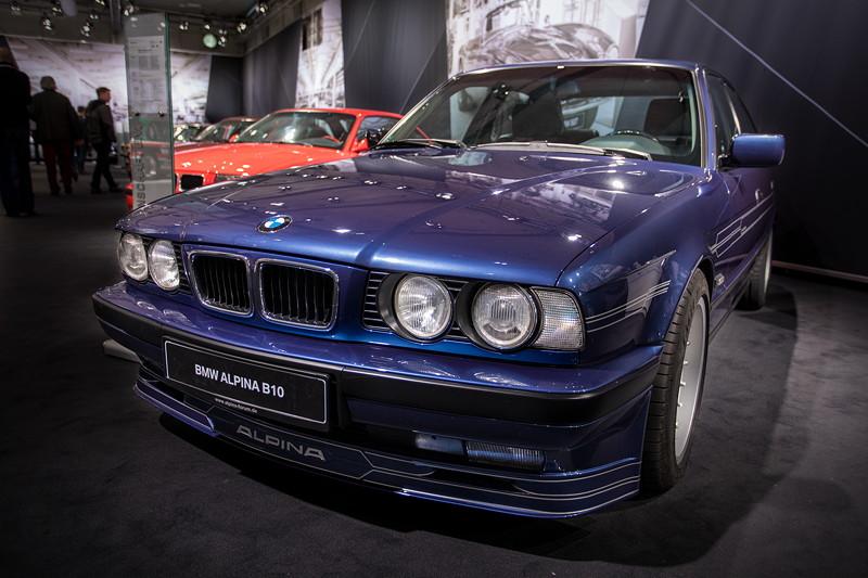 BMW Alpina B10 4,0 (E34); Baujahr: 1993; 45 produzierte Einheiten