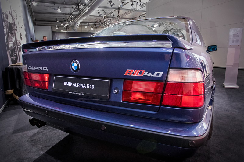 BMW Alpina B10 4,0 (E34), Neupreis: 114.800 DM