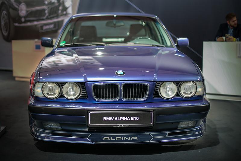 BMW Alpina B10 4,0 (E34), mit V8-Motor, 315 PS