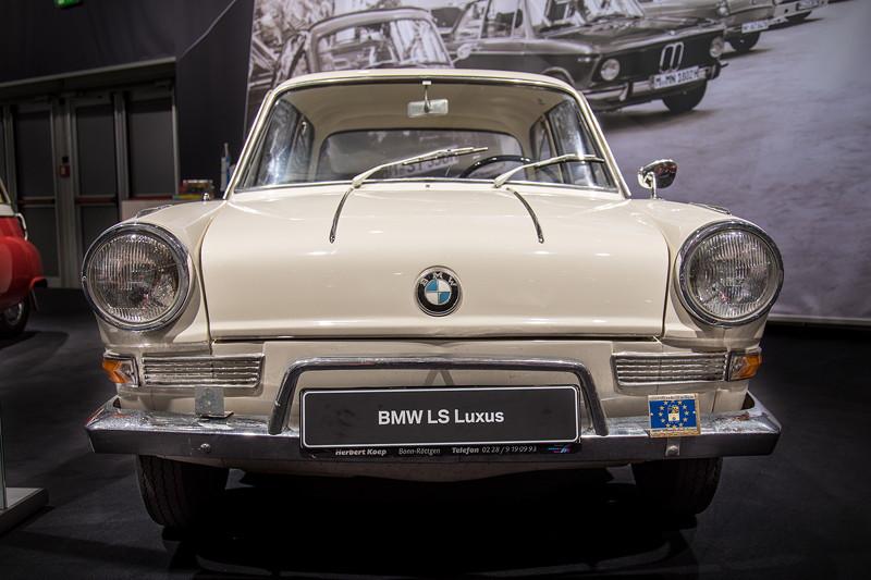BMW LS Luxus, Baujahr: 1964, 86.458 produzierte Einheiten