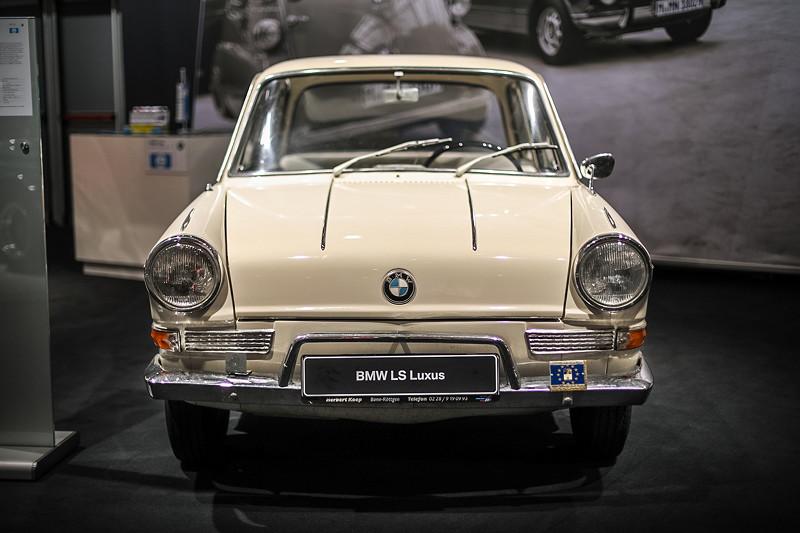 BMW LS Luxus, 2-Zylinder-Boxermotor mit 32 PS bei 5.000 U/Min.