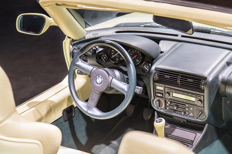 BMW Z1, Cockpit