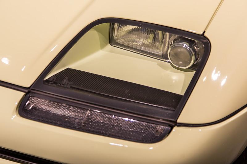 BMW Z1, Scheinwerfer