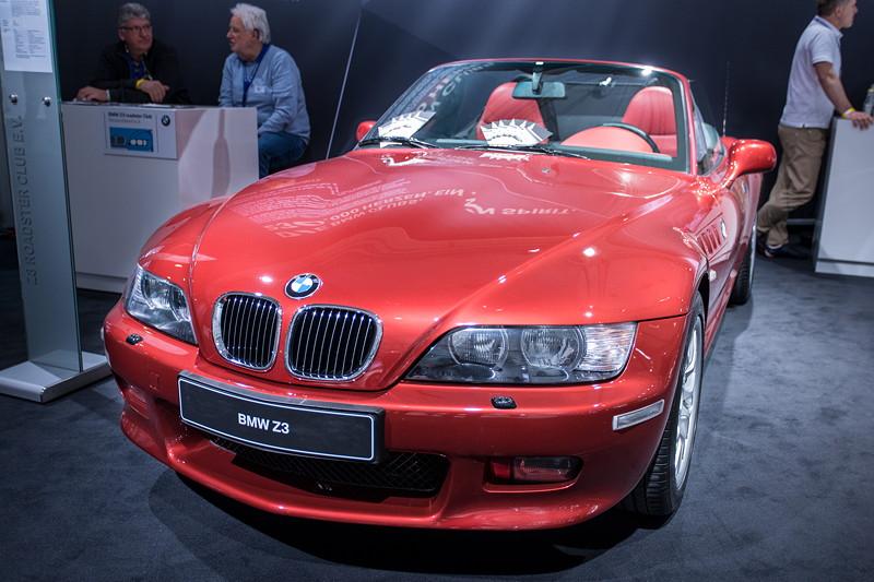 BMW Z3 roadster 3.0i, Baujahr: 2002, 16.389 produzierte Einheiten