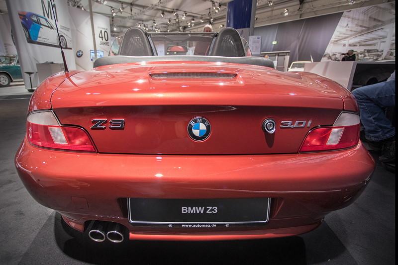 BMW Z3 roadster 3.0i, ehemaliger Neupreis: 65.600 DM