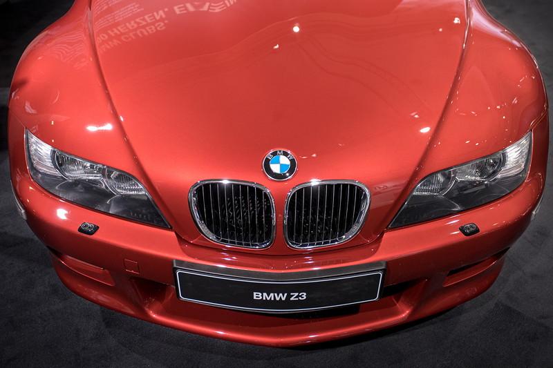 BMW Z3 roadster 3.0i, Front