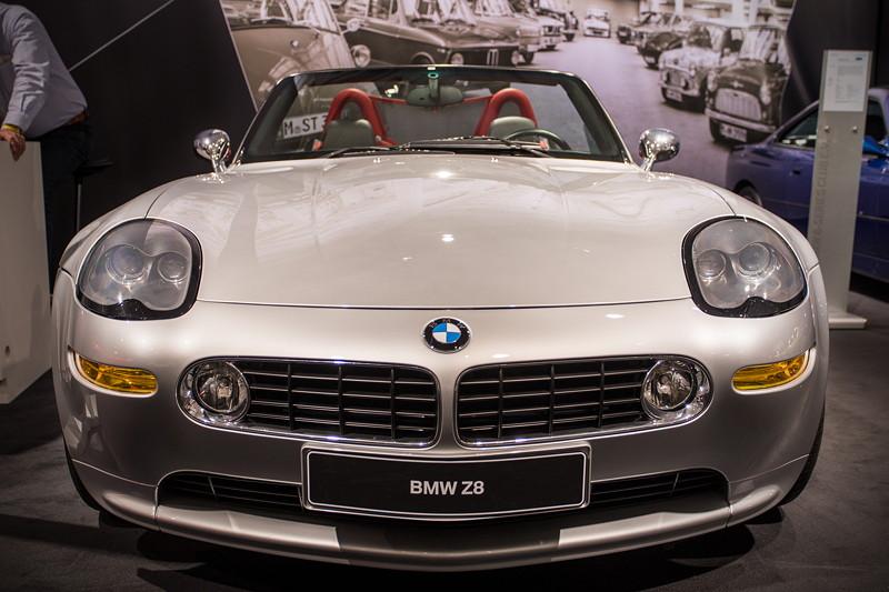 BMW Z8, Baujahr: 2002, 5.703 produzierte Einheiten