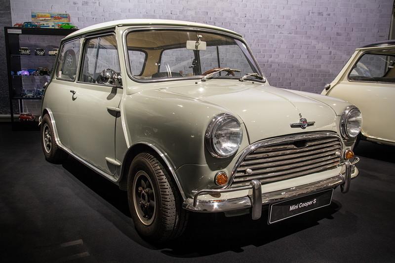 Morris Mini Cooper S 1275, Baujahr: 1964