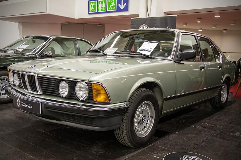 BMW 732i (E23), Baujahr: 1982, 145.000 km, Preis: 17.900 Euro