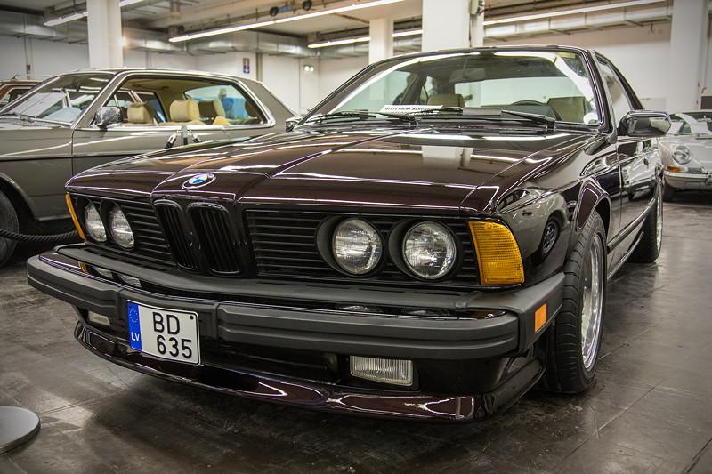 BMW 635CSi (E24) aus Litauen