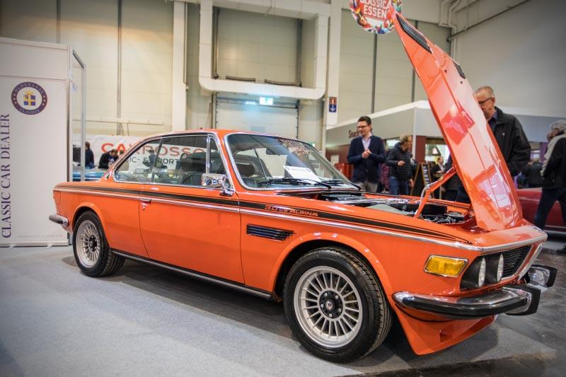 BMW Alpina 3,0 CS, Baujahr: 1975, Preis: 87.500 Euro