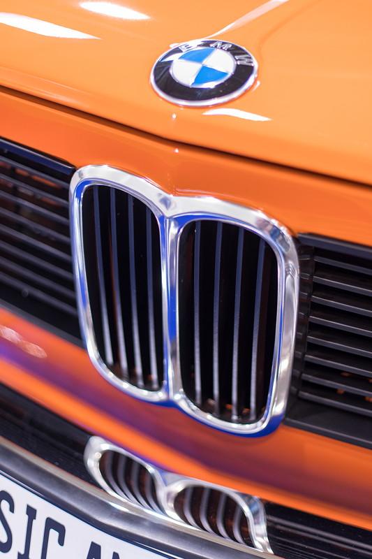 BMW 1502, BMW-Niere