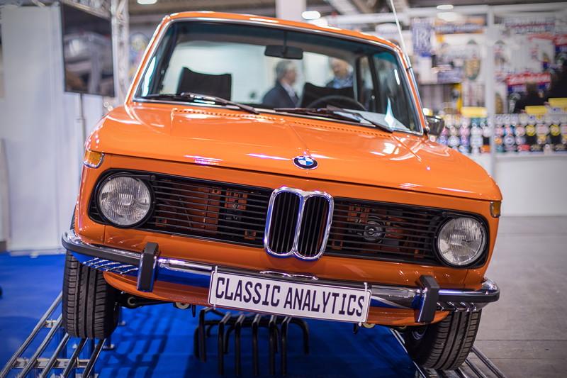 BMW 1502 (Modell 114), Baujahr: 1975, 13.183 km