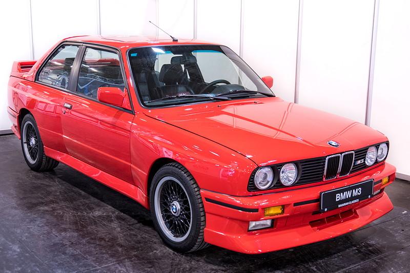 BMW M3 Cecotto, 4-Zylinder-Reihenmotor, 16 Ventile
