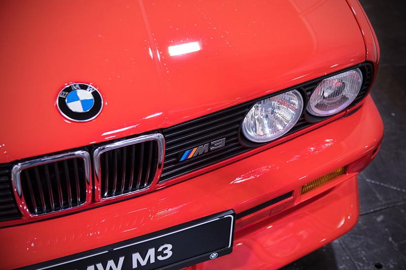 BMW M3 Cecotto, Baujahr: 1989