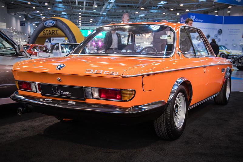 Alpina BMW 3.0 CSL, mit vollständiger Historie, beginnend vom Kauf über alle Wartungen
