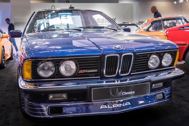 BMW Alpina B7 S Turbo, Baujahr: 1985, 60.247 km auf dem Tacho
