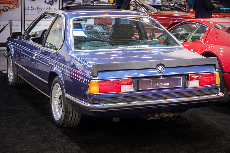 BMW Alpina B7 S Turbo, Länge: 4,755 m, Gewicht: 1.550 kg