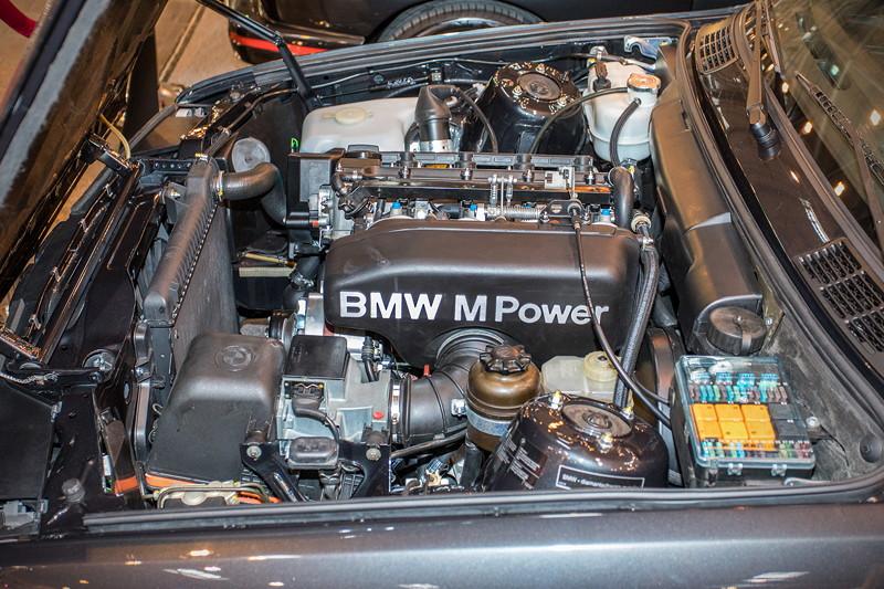 BMW M3 (E30), S14B23 2,3 Liter Reihen-Vierzylinder-Motor mit 200 PS