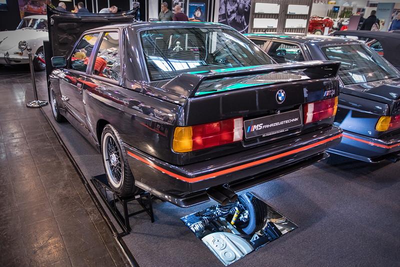 BMW M3 (E30), erstmals zugelassen im Jahr 1987, Preis: 91.900 Euro