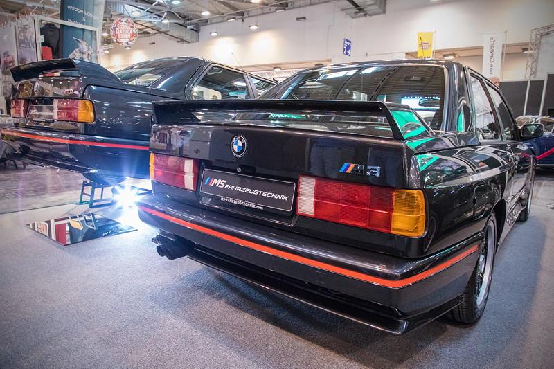 BMW M3 (E30), Erstzulassung 1987, restauriert auf Neuwagenzustand, Preis: 89.000 Euro