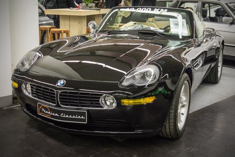 BMW Z8 (E52), Baujahr: 2002, 10.000 km, 400 PS, Preis: 315.000 Euro