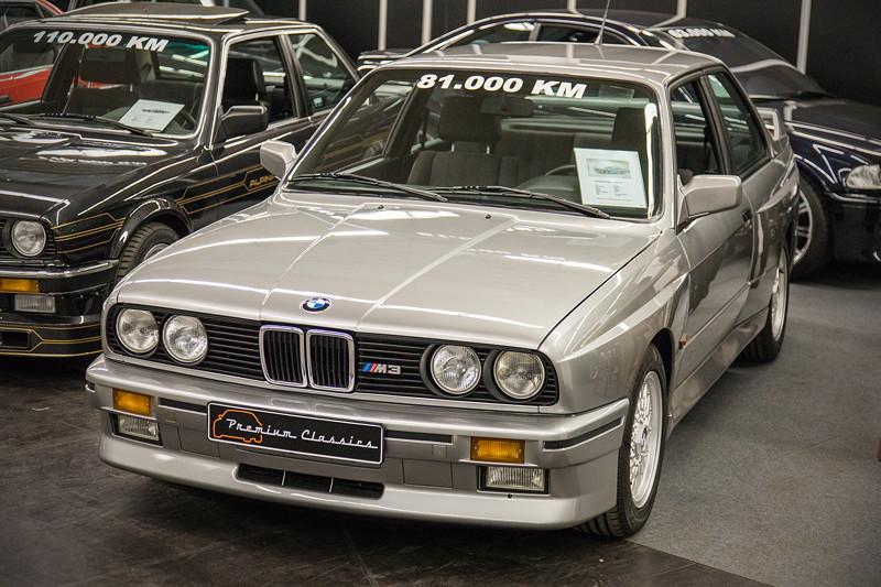 BMW M3 (E30), Baujahr: 1988, 81.000 km, 194 PS, Preis: 94.950 Euro