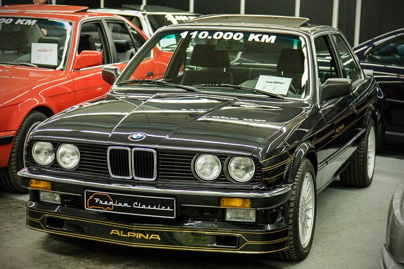 BMW Alpina B6 2.8 (E30), Baujahr: 1985, 110.000 km, 209 PS, Preis: 54.950 Euro