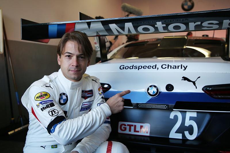 27.01.2019, IMSA WeatherTech Sportscar Championship 2019, Daytona International Speedway. Godspeed Charly, BMW M8 GTE #25, Augusto Farfus (BRA), BMW Team RLL.