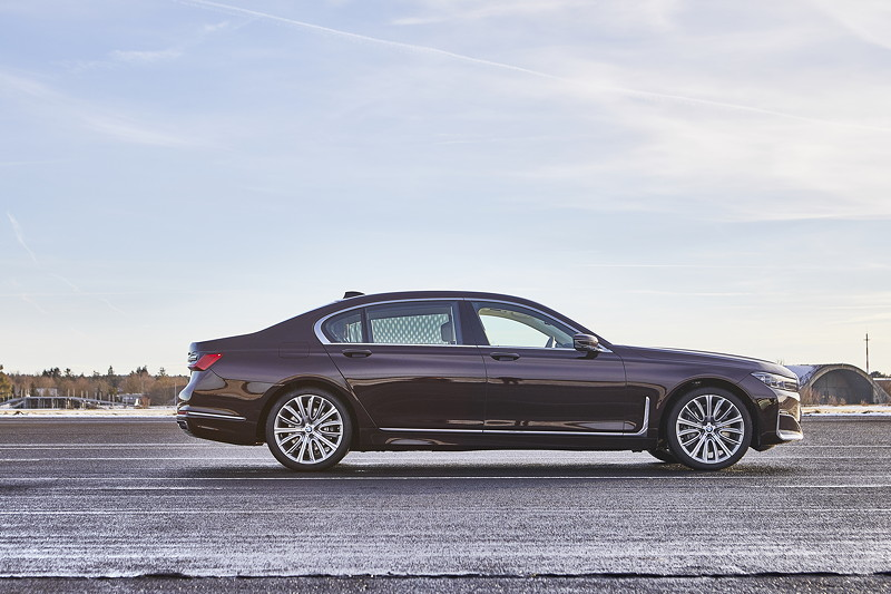 BMW 745Le