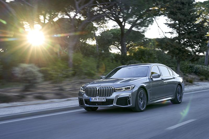 BMW 745Le xDrive (G12 LCI)