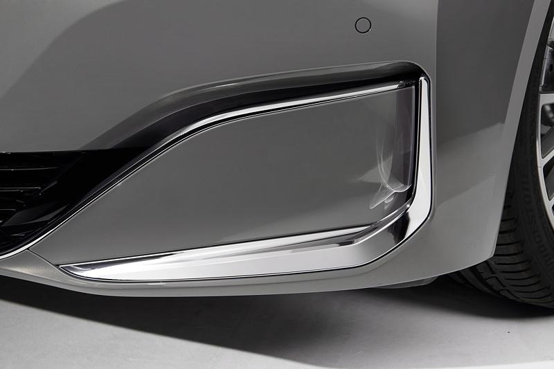 BMW 750Li xDrive (G12 LCI), neue Lufteinlässe vorn